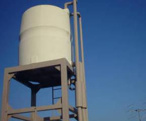 小規模貯水槽水槽清掃