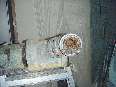 排水管詰まり(2)