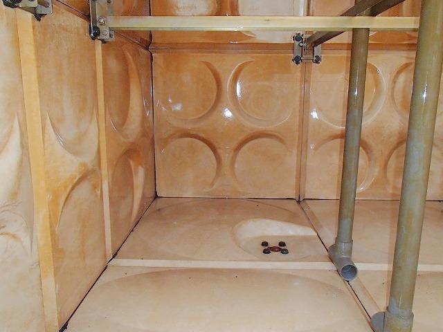 貯水槽清掃(1)