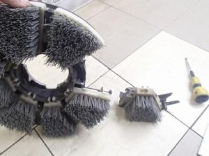清掃器具の破損(2)