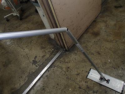 清掃器具の破損(3)