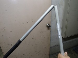 清掃器具の破損(1)