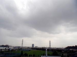 天気が怪しい!(2)