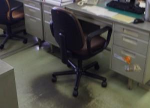 事務所清掃汚れ落とし(2)