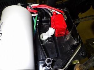 高圧洗浄機の故障(2)